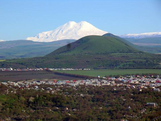 Пятигорск, Джуца, Юца, Карачаевка, Аджи кабак
