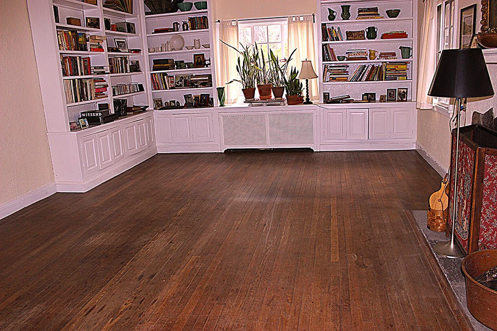 Sandless Hardwood Floor Refinishing NY