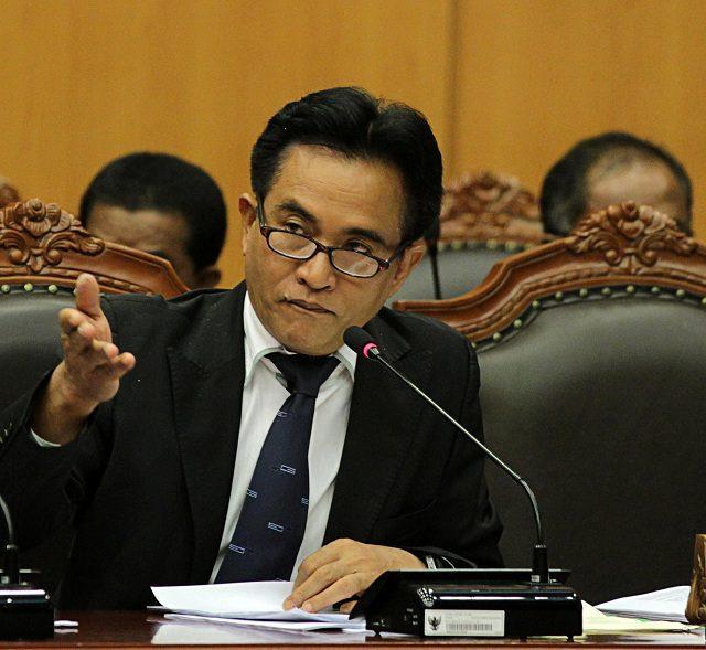 Yusril Tegaskan Jokowi Bisa Dimakzulkan Jika Bubarkan HTI dengan Keppres
