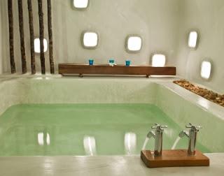 mandi hangat sehat dengan pemanas air water heater