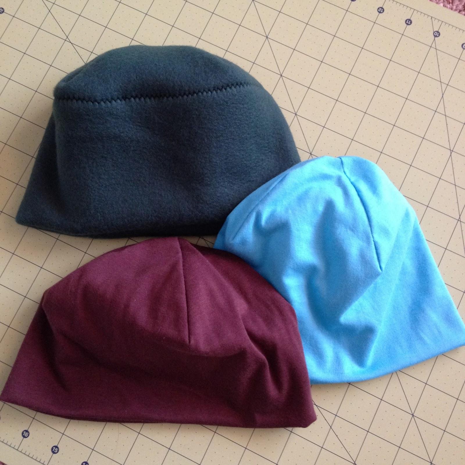 handmade chemo caps