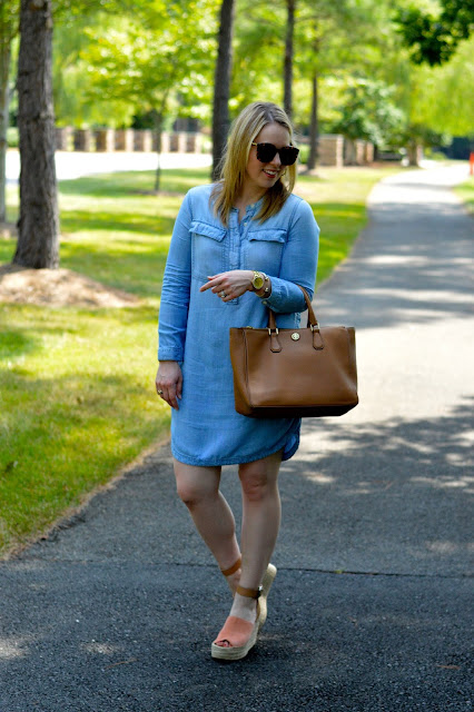 summer-chambray-dress-outfit