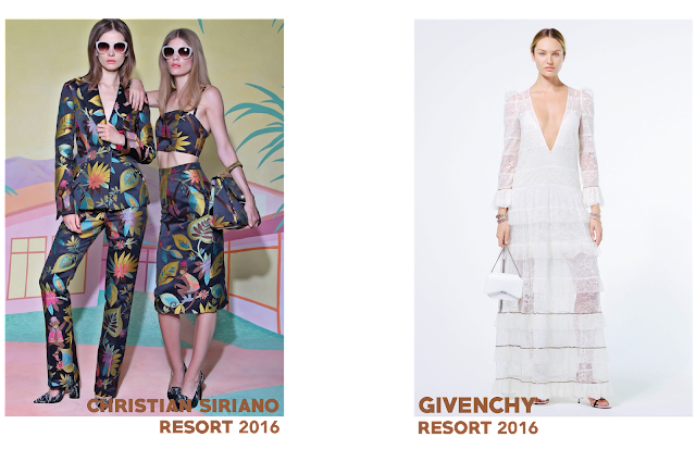 Christian Siriano Givenchy Cuba Resort collection 2016