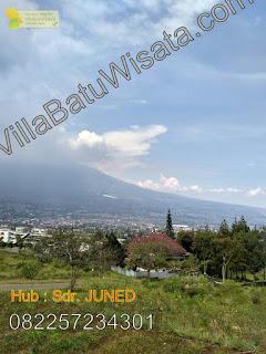 Villa Di Batu Kamaran 20 Kamar Dengan View Terbaik | Villa Kamaran Panderman | Villa batu Wisata