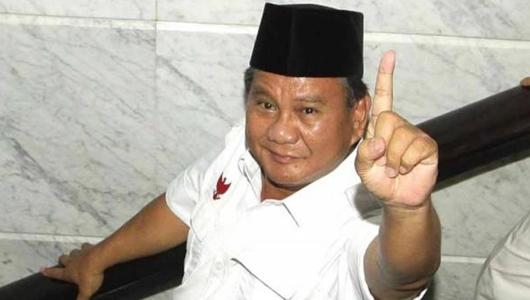 Jika Prabowo Mundur dari Pilpres, Ini Sanksinya