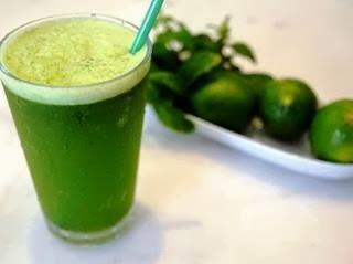 Suco Emagrecedor de Limão com Pepino (Poderoso)
