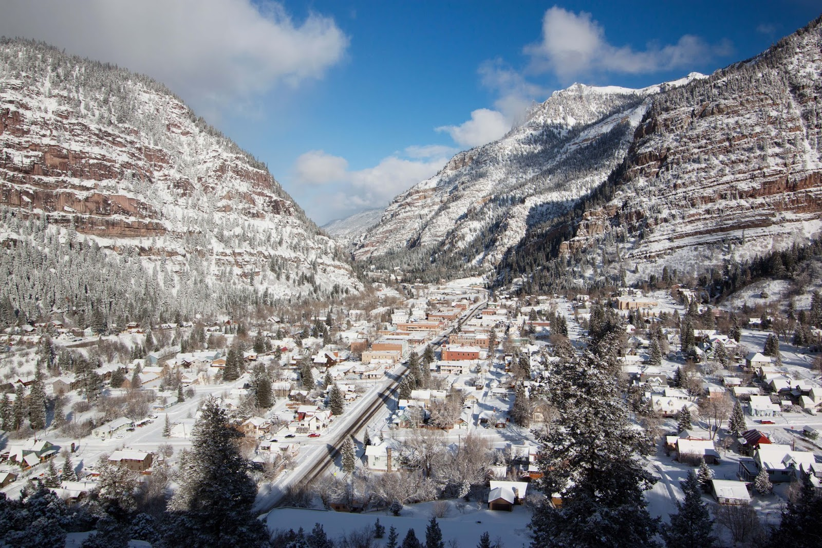 Ouray, Colorado, USA