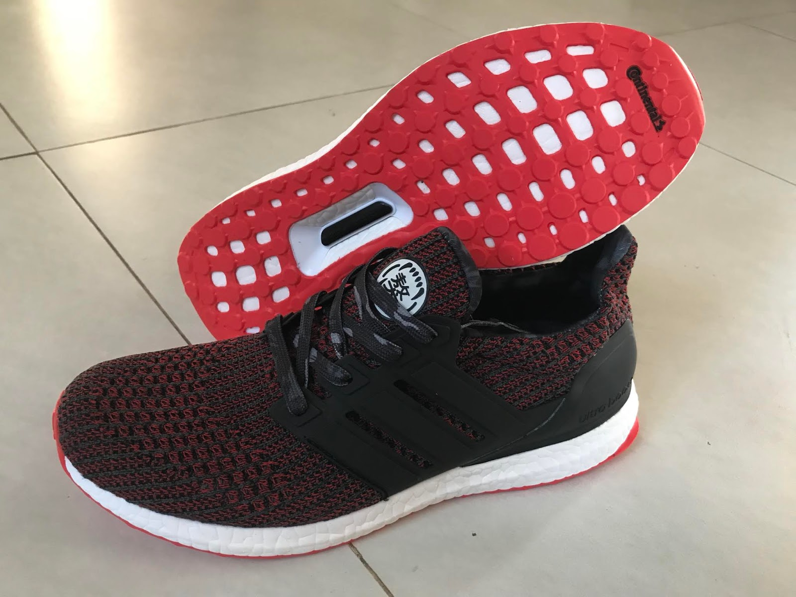 Giày Adidas Nam Ultra Boost SF Size 42