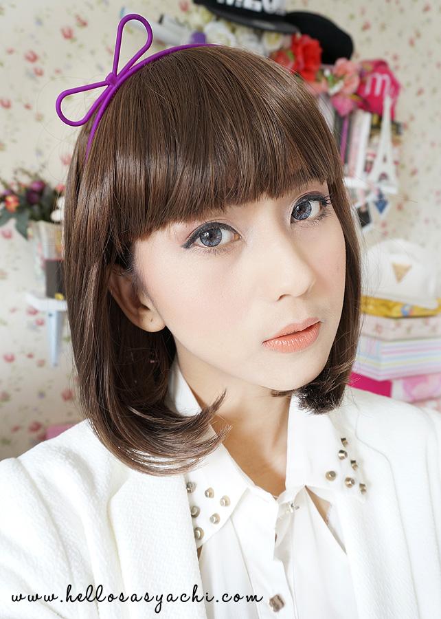 Sasyachi Beauty Diary: [PIXY TOKYO BEAUTY TUTORIAL] LOVELY