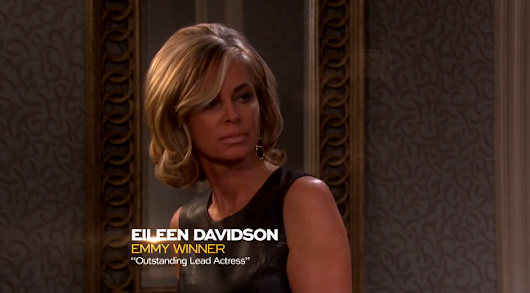 Eileen Davidson Returning to 'Days of our Lives' in November