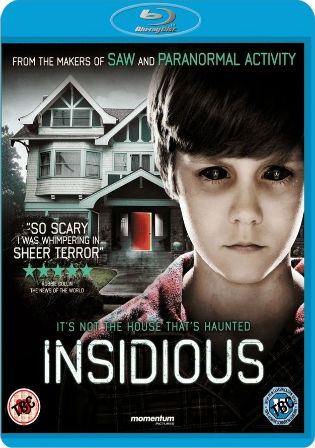 Insidious 2010 BRRip 800Mb Hindi Dual Audio 720p x264 Watch Online Full Movie Download bolly4u