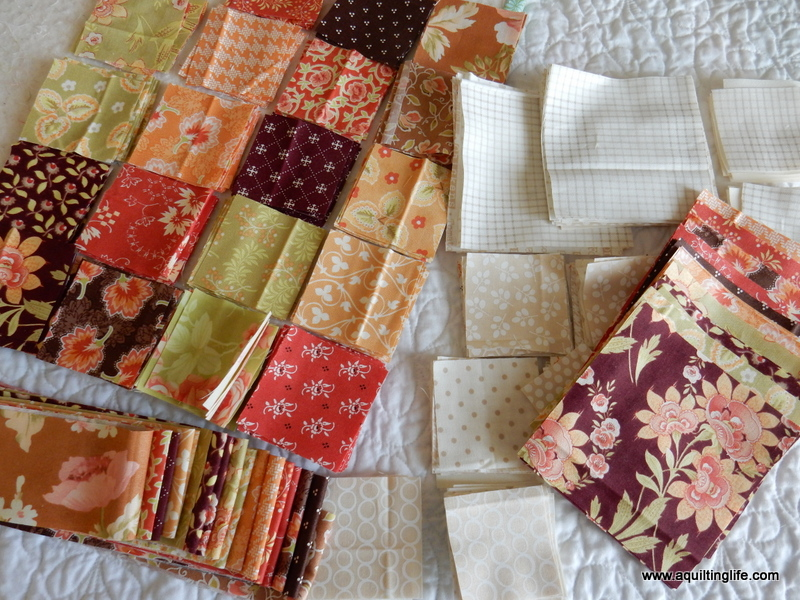 Fall Quilt and Favorites | A Quilting Life - a quilt blog : fall quilt - Adamdwight.com