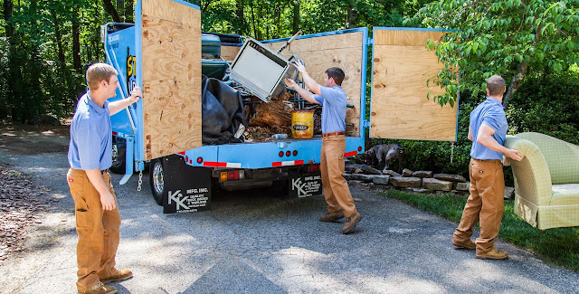 junk removal services NYC