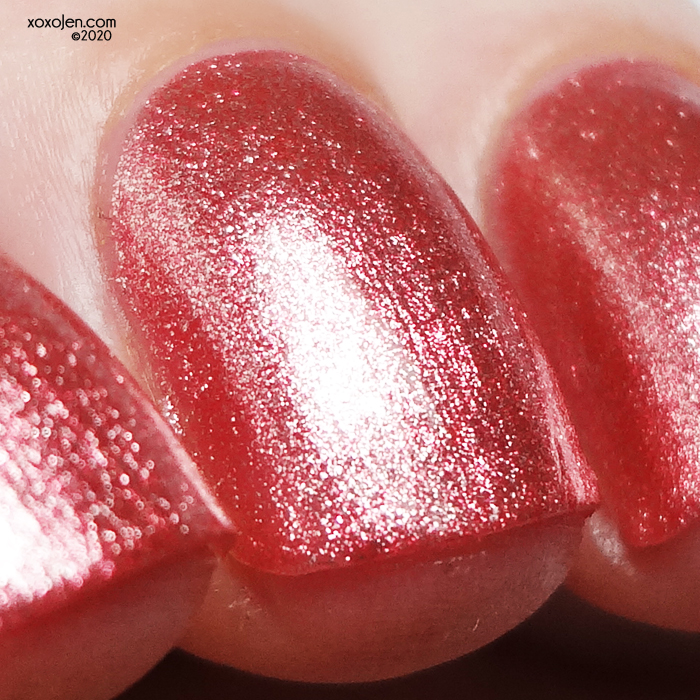 xoxoJen's swatch of Blush Lacquers Lifeguard Not On Duty