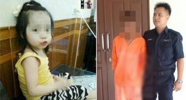 Penganggur Ditahan Kerana Mencium dan Korek Kemaluan Anak Saudara Berusia 5 dan 1 Tahun di Kuching
