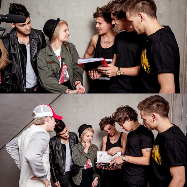 how can i meet one direction 2013 photos