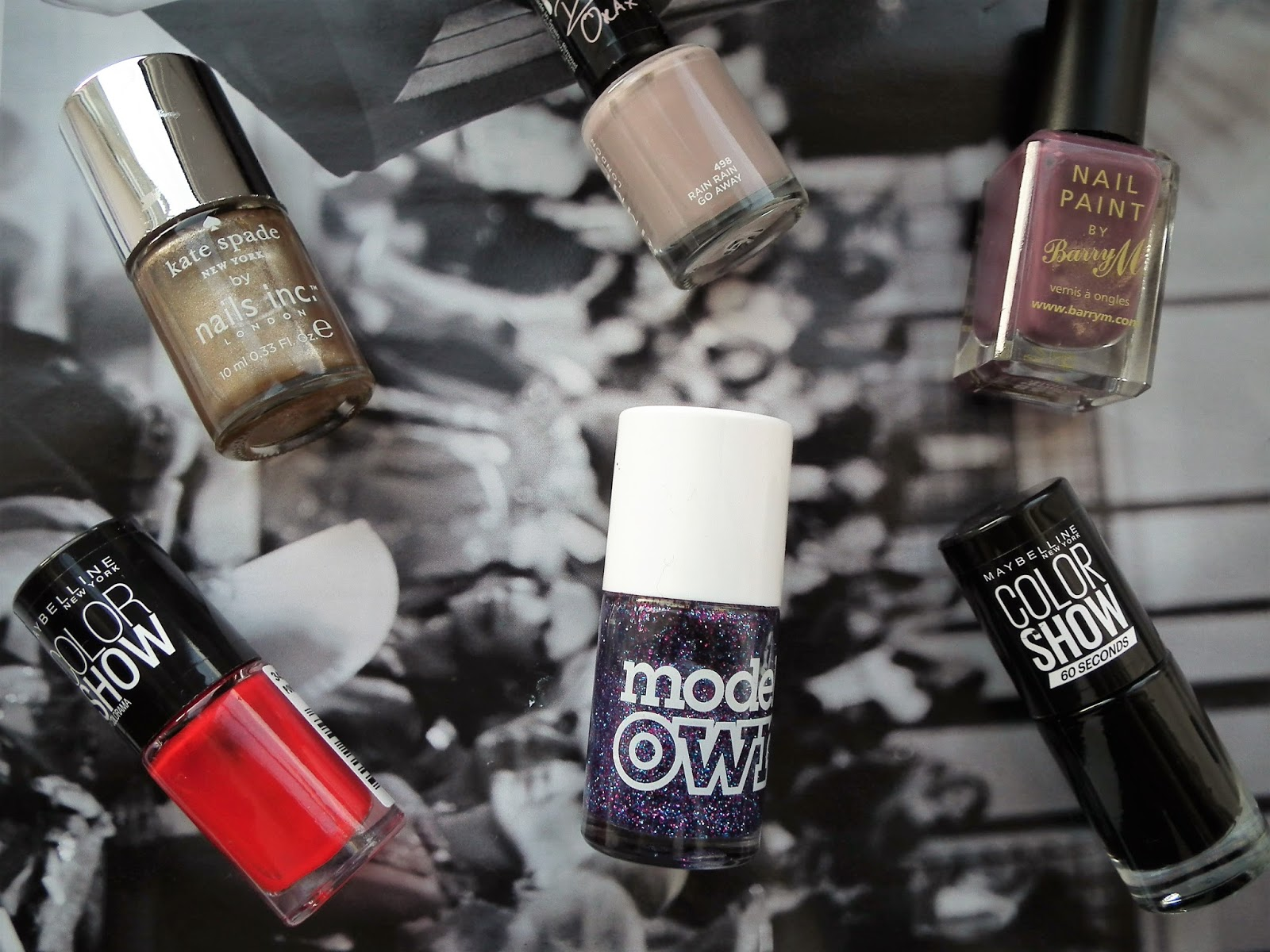 Autumn Winter Nail Polish