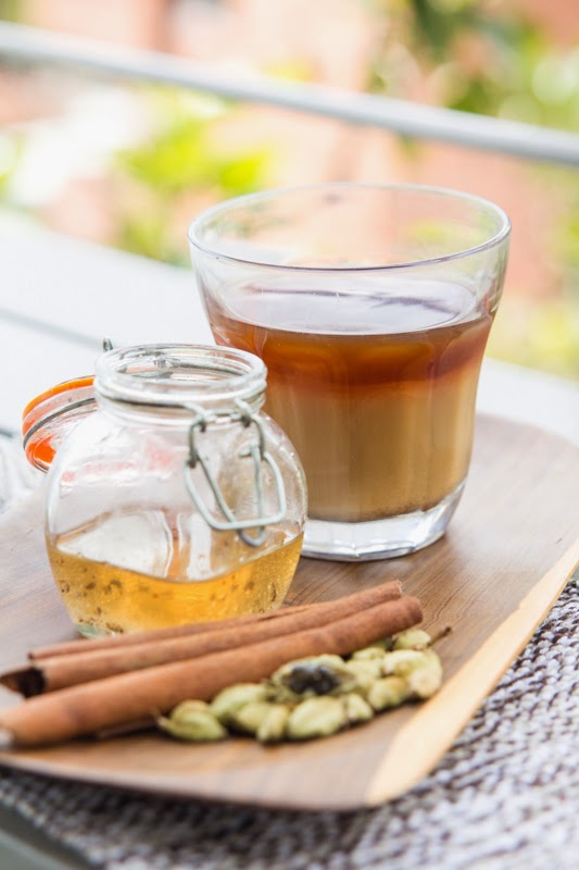 En busca del café perfecto: Café frío con especias
