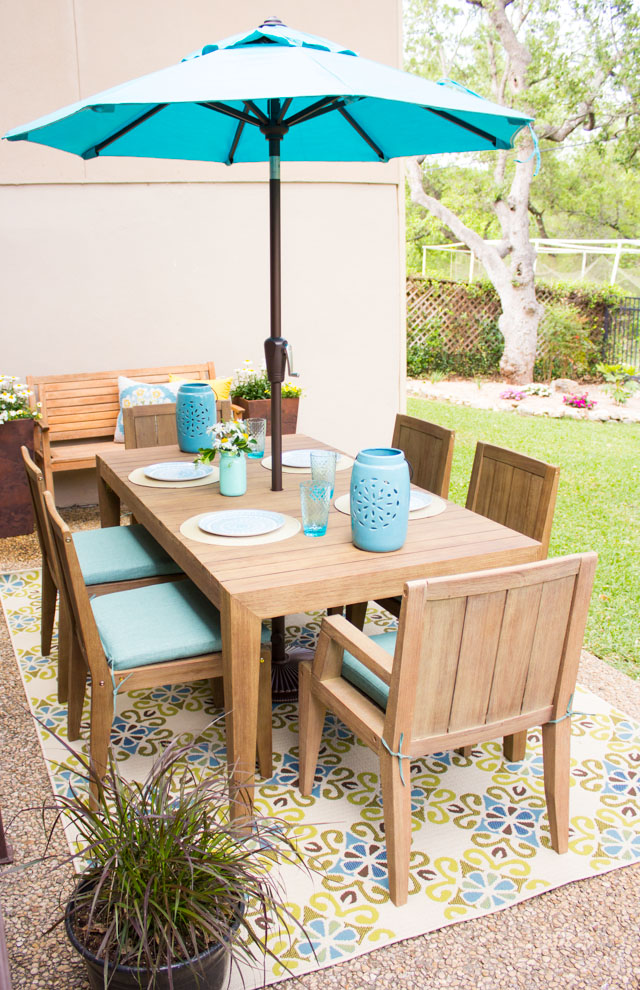 7 Easy Outdoor Patio Decorating Ideas   Design Improvised 7 Steps to a Perfect Outdoor Patio