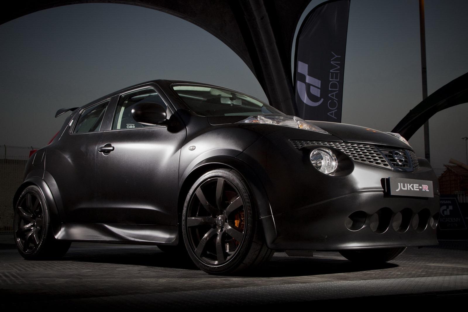 .: Carros importados Nissan JUKE-R
