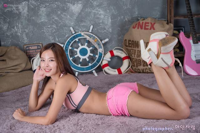 1 Seul Gi - very cute asian girl-girlcute4u.blogspot.com