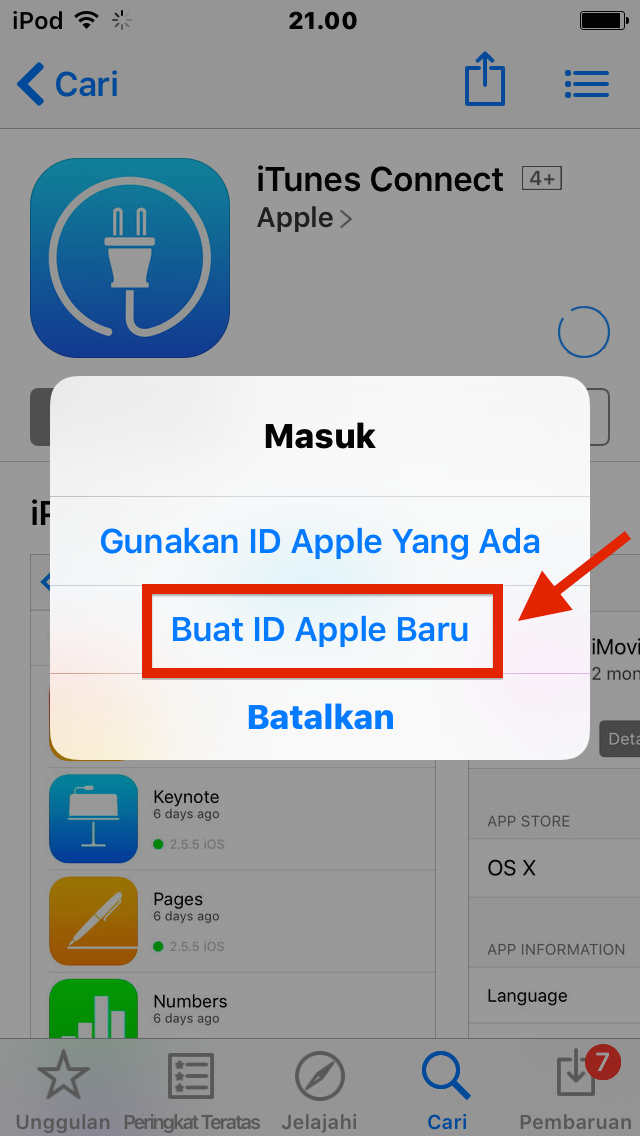 Buat Id Apple Baru : apple, Bikin, Icloud, Iphone, Tanpa, Kartu, Kredit, Berbagi