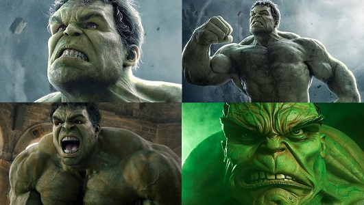 Hulk Hakkında İlginç Bilgiler