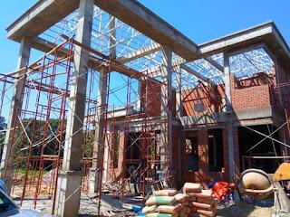 Kos bina rumah atas tanah sendiri Kota Bharu