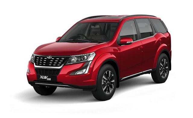 2018 New XUV 500 Premium SUV