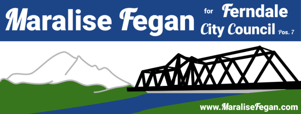 Maralise Fegan for Ferndale City Council