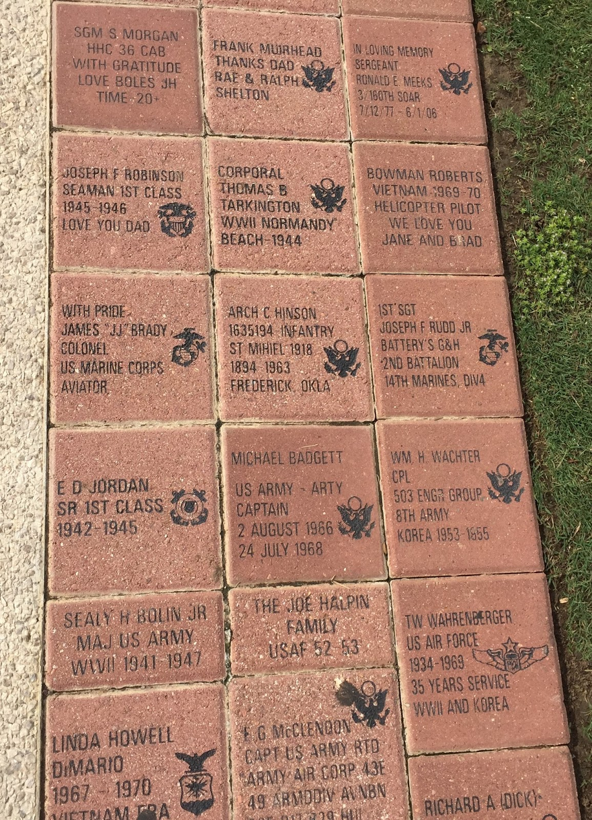 Tall tales of a family veterans park arlington tx my images sciox Choice Image