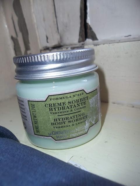 Crème Sorbet Hydratante - Le Couvent des Minimes
