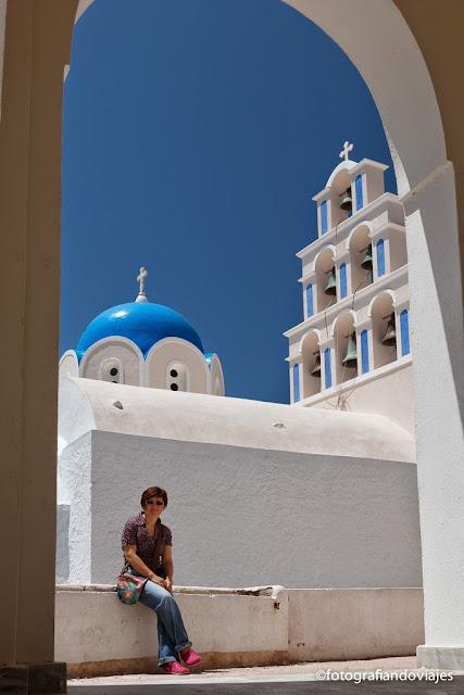 Akrotiri, Santorini, Islas cicladas en Grecia