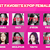 [Closed] The Most Favorite Kpop Female Visual (Final)