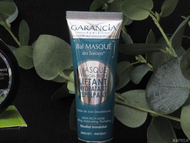 packaging garancia bal masque des sorciers