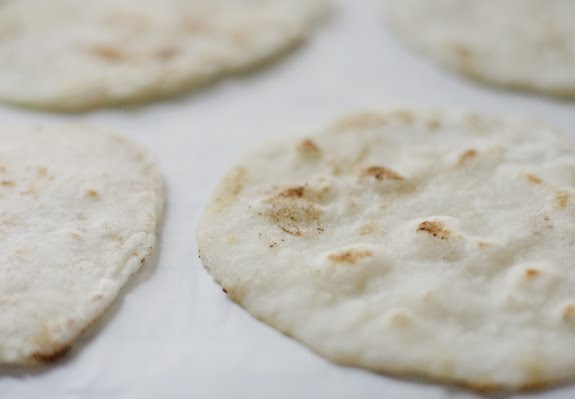 gluten free flour tortillas recipe