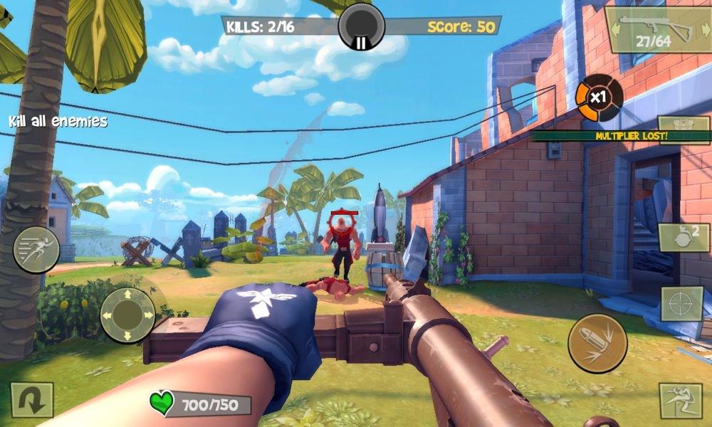 20 Game Perang FPS Terbaik ~ BondanRamadhan