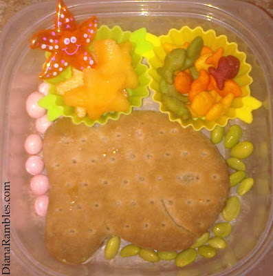 fish cute fun bentos