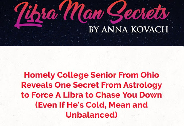 Libra Man Secrets: Zodiac Attraction And Seduction Guide