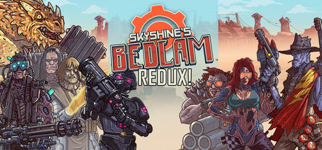 Skyshines Bedlam REDUX PC Full ISO