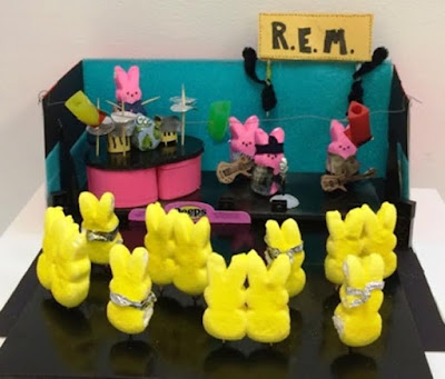 PEEPS REM Concert at the Racine Art Museum