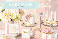 Look more closely at the Bundle of Love Product Suite by Stampin' Up!