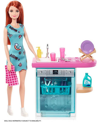 Barbie Dishwasher
