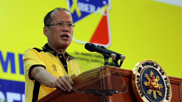 PNoy: In just three months, I will be stepping down from the Presidency