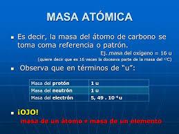 Que Es El Atomo
