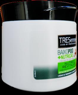 Lançamento Tresemm Baixo Poo + Nutrição Resenha completa