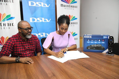Somkele Iyamah-Idhalama Unveiled As Face Of DStv Explora 2