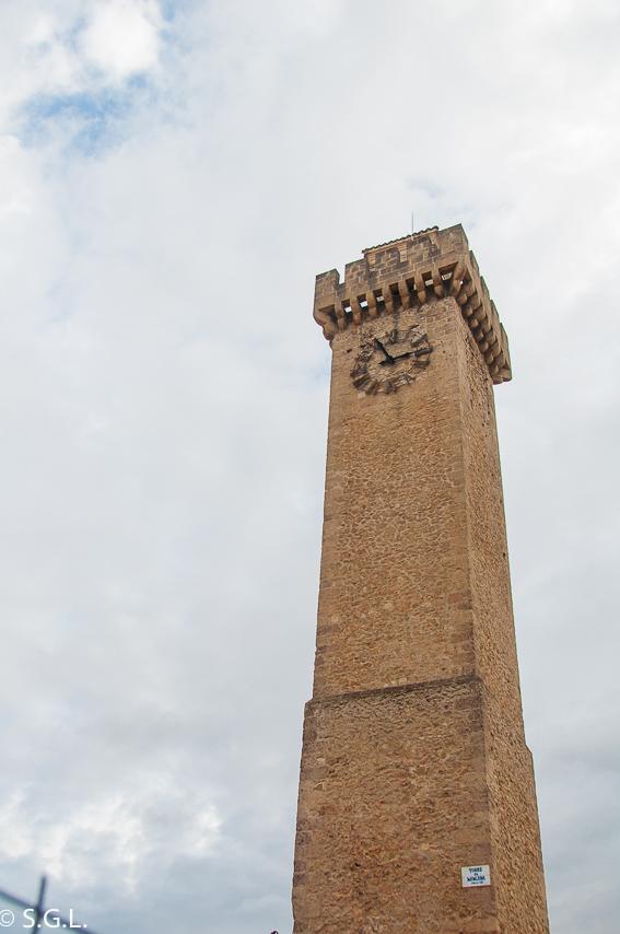 La torre Mangana en Cuenca. 10 lugares para visitar en Cuenca