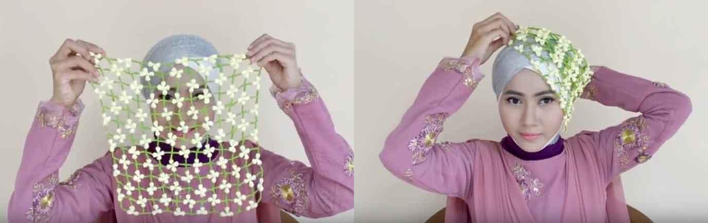 tutorial hijab pengantin2
