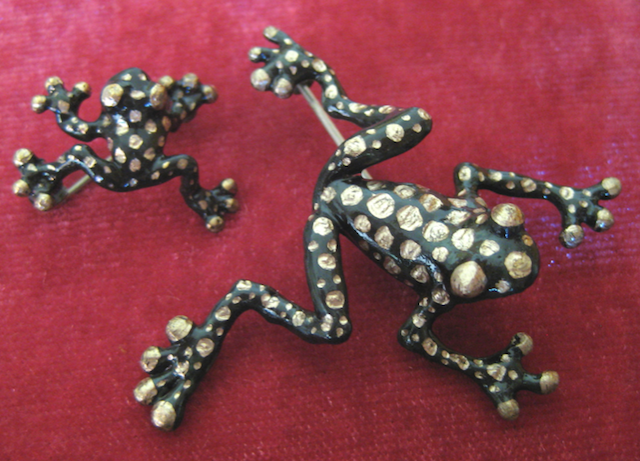 Frog Jewelry